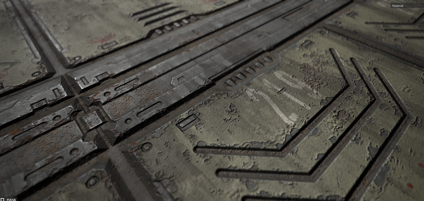 Post in My latest work (scifi textures 2.0) - scifi materials